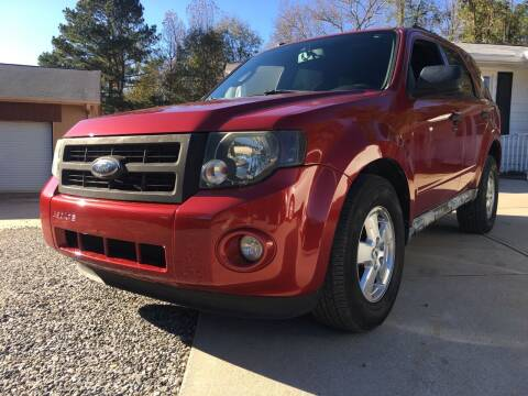 2009 Ford Escape for sale at Efficiency Auto Buyers in Milton GA