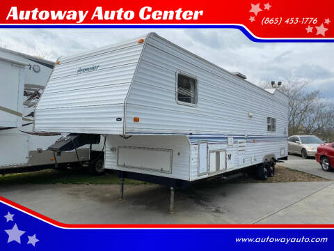 2002 Fleetwood Prowler for sale at Autoway Auto Center in Sevierville TN