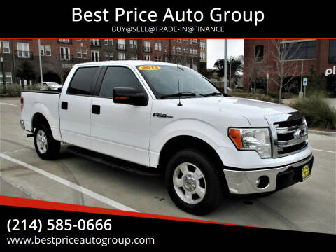 2013 Ford F-150 for sale at Best Price Auto Group in Mckinney TX