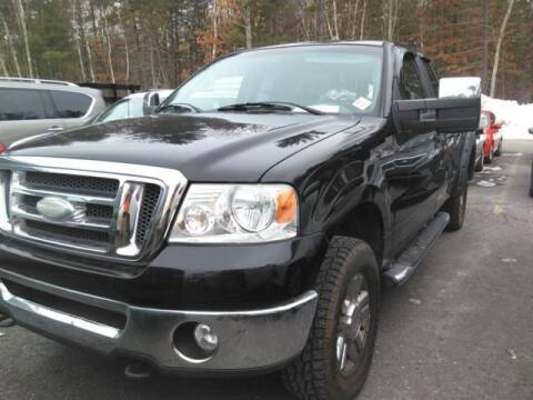 2008 Ford F-150 for sale at Plymouthe Motors in Leominster MA