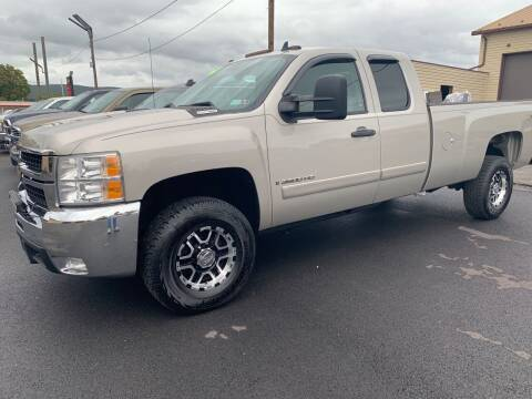2008 Chevrolet Silverado 3500HD for sale at Stakes Auto Sales in Fayetteville PA