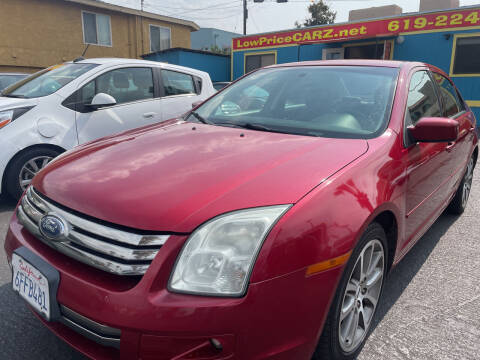 2008 Ford Fusion for sale at CARZ in San Diego CA