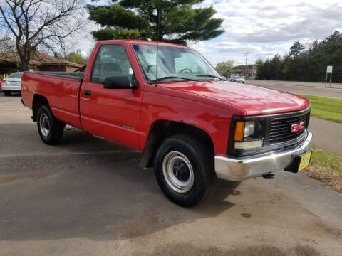 2000 GMC C/K 3500 Series for sale at Shores Auto in Lakeland Shores MN