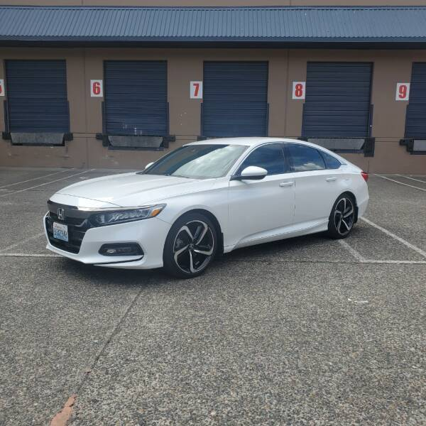 2018 Honda Accord for sale at Lifestyle Motors LLC in Portland OR