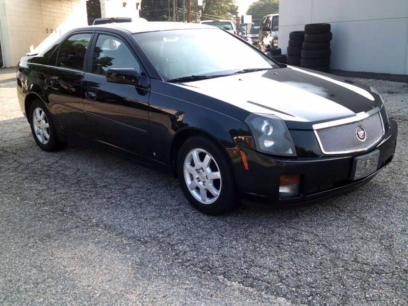 2006 Cadillac CTS for sale at Wamsley's Auto Sales in Colonial Heights VA