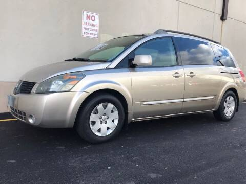 2005 Nissan Quest for sale at International Auto Sales in Hasbrouck Heights NJ