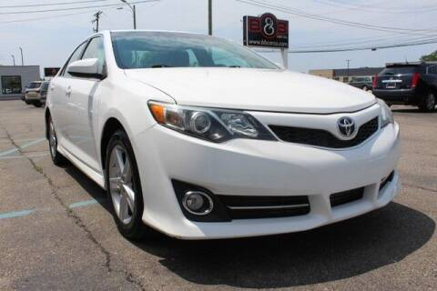 2013 Toyota Camry for sale at B & B Car Co Inc. in Clinton Township MI