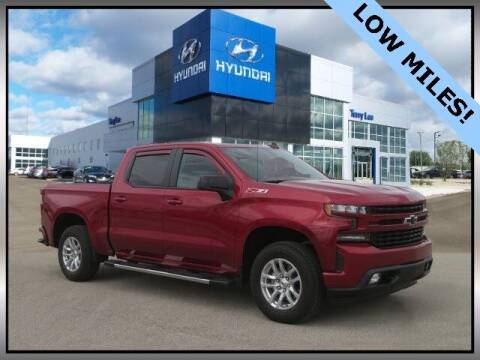 2020 Chevrolet Silverado 1500 for sale at Terry Lee Hyundai in Noblesville IN
