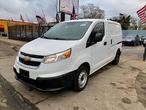 2015 Chevrolet City Express Cargo for sale at Gus's Used Auto Sales in Detroit MI