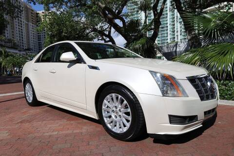 2012 Cadillac CTS for sale at Choice Auto in Fort Lauderdale FL