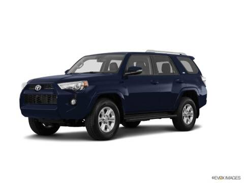 2017 Toyota 4Runner for sale at Ken Wilson Ford in Canton NC