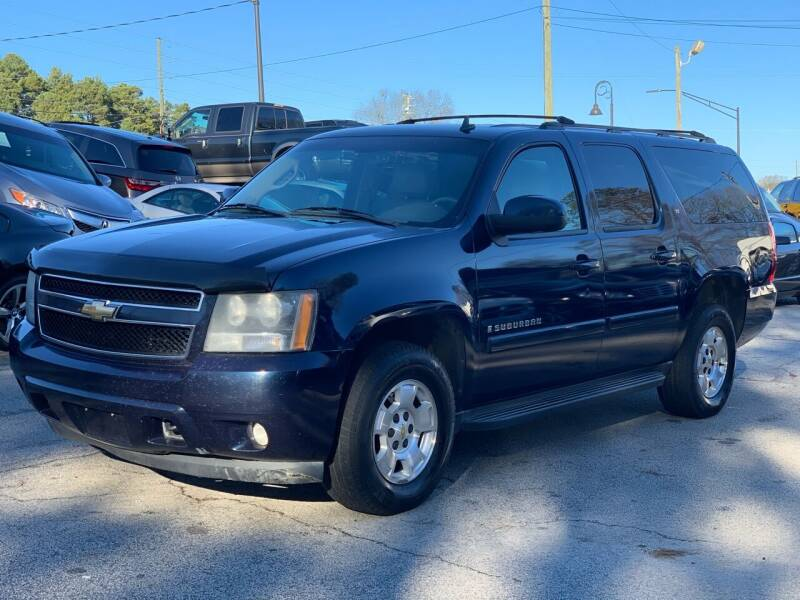 2009 Chevrolet Suburban for sale at Philip Motors Inc in Snellville GA