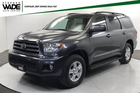 2015 Toyota Sequoia for sale at Stephen Wade Pre-Owned Supercenter in Saint George UT