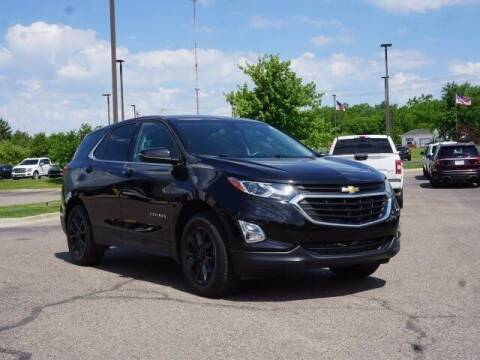 2019 Chevrolet Equinox for sale at Szott Ford in Holly MI