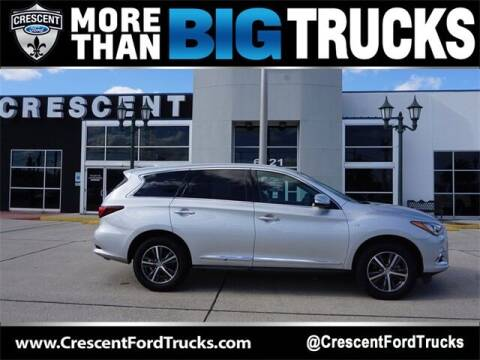 2019 Infiniti QX60 for sale at Crescent Ford in Harahan LA