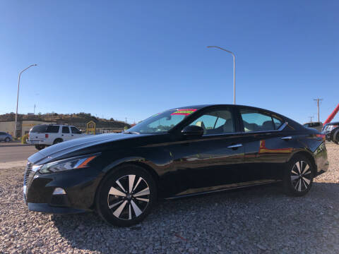 2021 Nissan Altima for sale at 1st Quality Motors LLC in Gallup NM