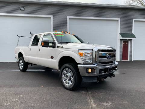 2012 Ford F-350 Super Duty for sale at Fournier Auto and Truck Sales in Rehoboth MA