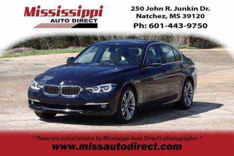 2017 BMW 3 Series for sale at Auto Group South - Mississippi Auto Direct in Natchez MS