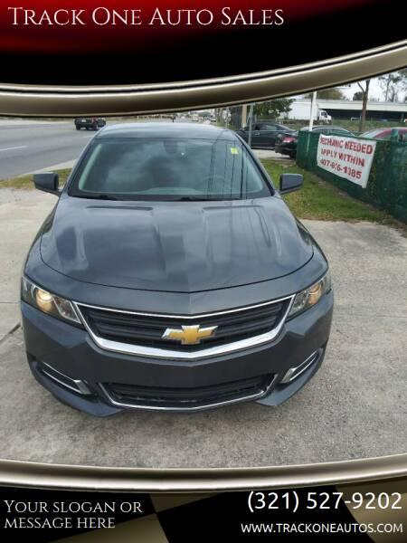 2015 Chevrolet Impala for sale at Track One Auto Sales in Orlando FL