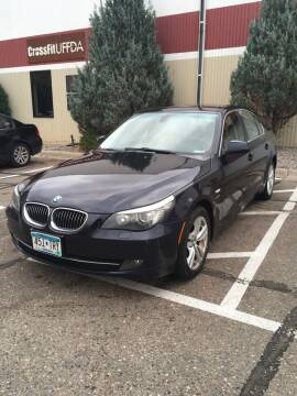 2010 BMW 5 Series for sale at Specialty Auto Wholesalers Inc in Eden Prairie MN