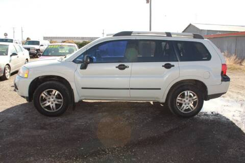 2006 Mitsubishi Endeavor for sale at Epic Auto in Idaho Falls ID
