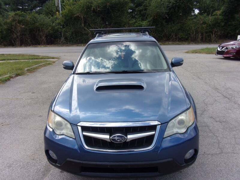 2008 Subaru Outback for sale at Auto Sales Sheila, Inc in Louisville KY