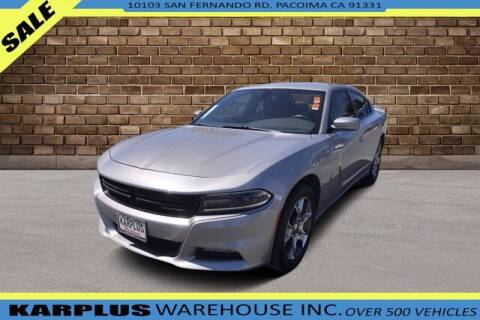 2015 Dodge Charger for sale at Karplus Warehouse in Pacoima CA