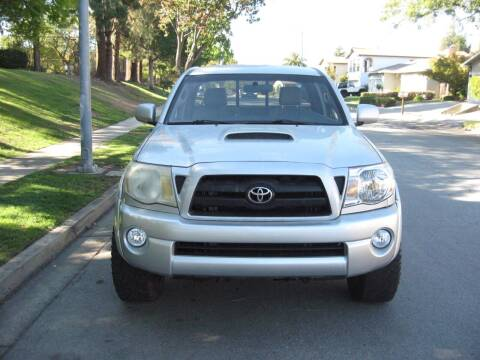 2005 Toyota Tacoma for sale at StarMax Auto in Fremont CA