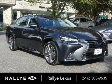 2019 Lexus GS 350 for sale at RALLYE LEXUS in Glen Cove NY