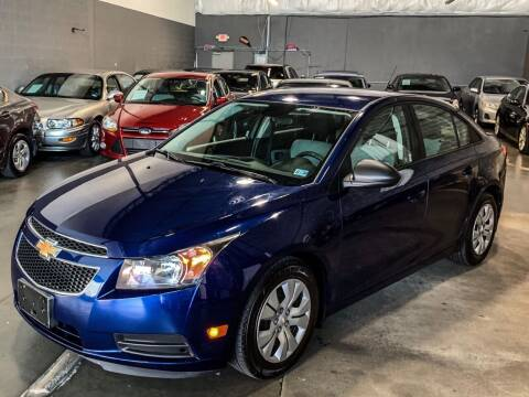 2013 Chevrolet Cruze for sale at Super Bee Auto in Chantilly VA