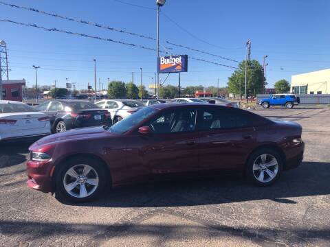 2017 Dodge Charger for sale at BUDGET CAR SALES in Amarillo TX