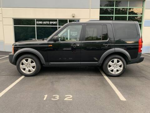 2008 Land Rover LR3 for sale at Euro Auto Sport in Chantilly VA