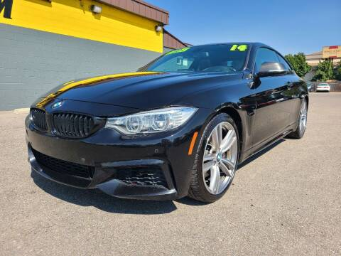 2014 BMW 4 Series for sale at M.A.S.S. Motors - MASS MOTORS in Boise ID