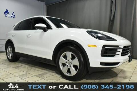 2020 Porsche Cayenne for sale at AUTO HOLDING in Hillside NJ