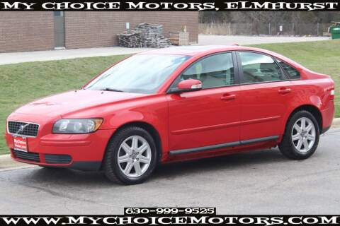 2007 Volvo S40 for sale at Your Choice Autos - My Choice Motors in Elmhurst IL