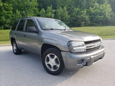 2008 Chevrolet TrailBlazer for sale at speedy auto sales in Indianapolis IN