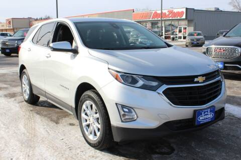 2020 Chevrolet Equinox for sale at L & L MOTORS LLC - REGULAR INVENTORY in Wisconsin Rapids WI