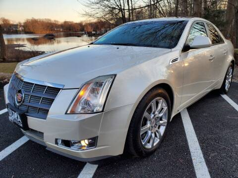 2008 Cadillac CTS for sale at Ultra Auto Center in North Attleboro MA