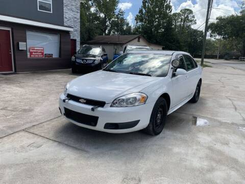 2013 Chevrolet Impala for sale at REDLINE MOTORGROUP INC in Jacksonville FL
