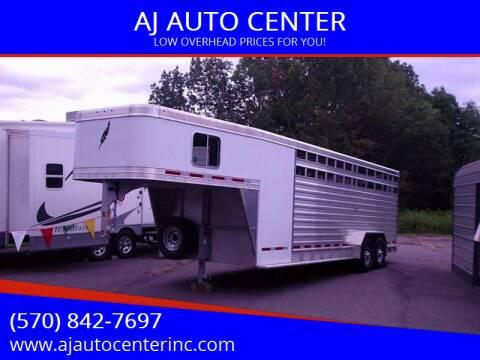 2012 Featherlite HORSE TRAILER for sale at AJ AUTO CENTER in Covington PA