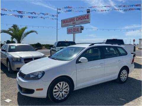 2013 Volkswagen Jetta for sale at Dealers Choice Inc in Farmersville CA