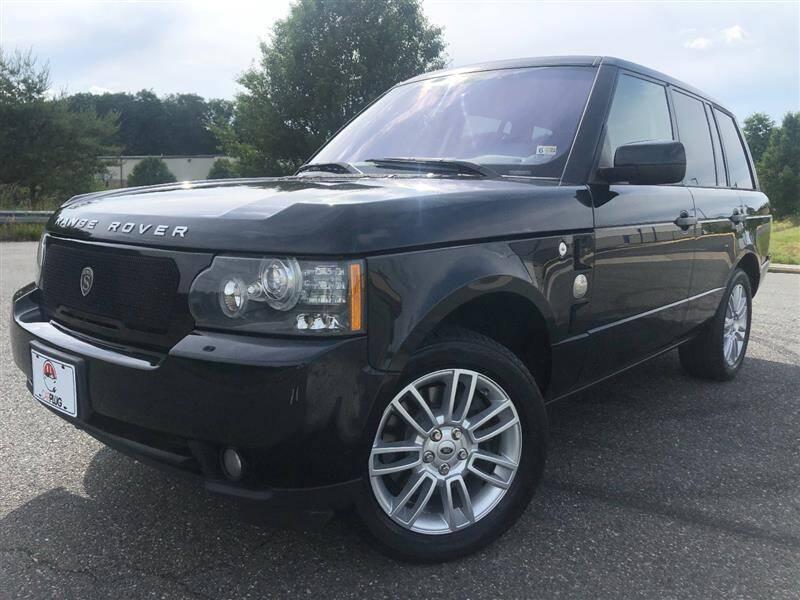 2011 Land Rover Range Rover for sale in Fredericksburg, VA
