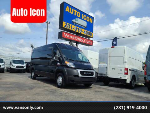 2021 RAM ProMaster Cargo for sale at Auto Icon in Houston TX