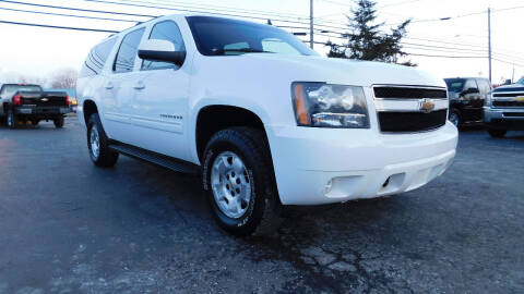 2010 Chevrolet Suburban for sale at Action Automotive Service LLC in Hudson NY
