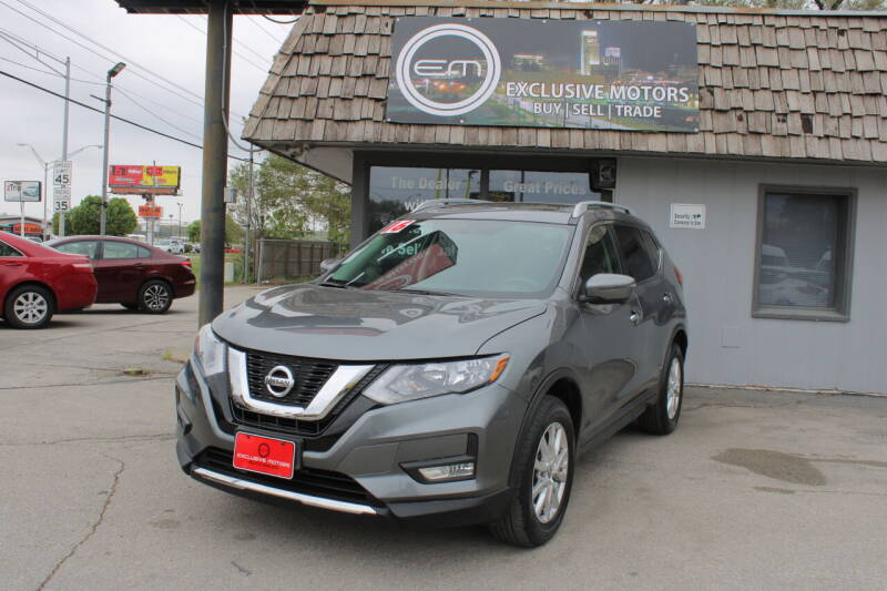 2017 Nissan Rogue for sale in Omaha, NE