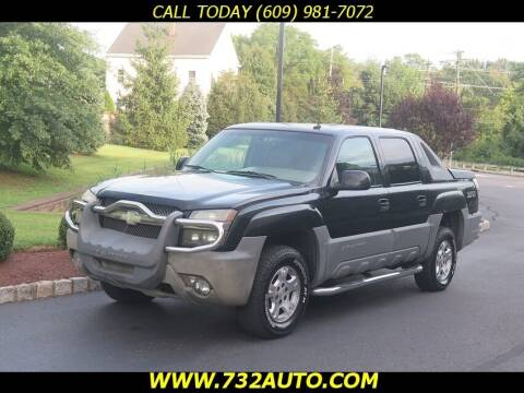 2002 Chevrolet Avalanche for sale at Absolute Auto Solutions in Hamilton NJ