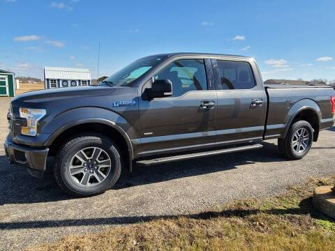 2016 Ford F-150 for sale at RAP Automotive in Goshen IN