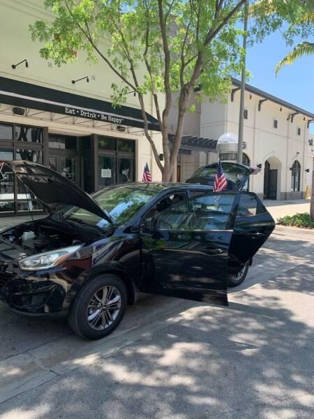 2014 Hyundai Tucson GLS 4dr SUV - Miami FL