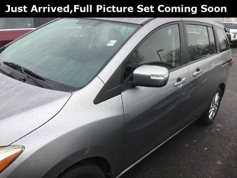 2014 Mazda MAZDA5 for sale at Royal Moore Custom Finance in Hillsboro OR
