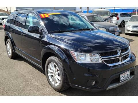 2015 Dodge Journey for sale at ATWATER AUTO WORLD in Atwater CA